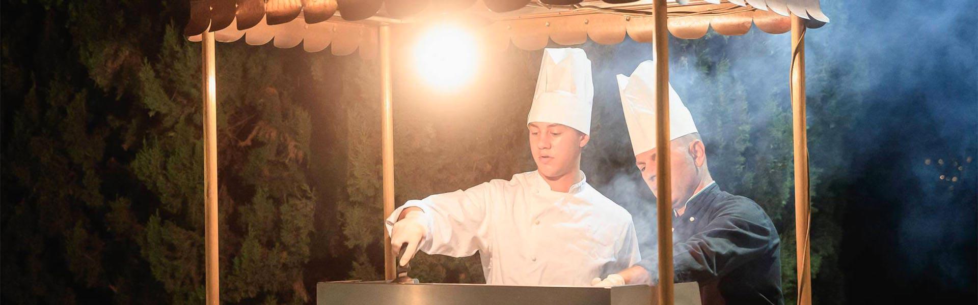 catering a domicilio catering e banqueting