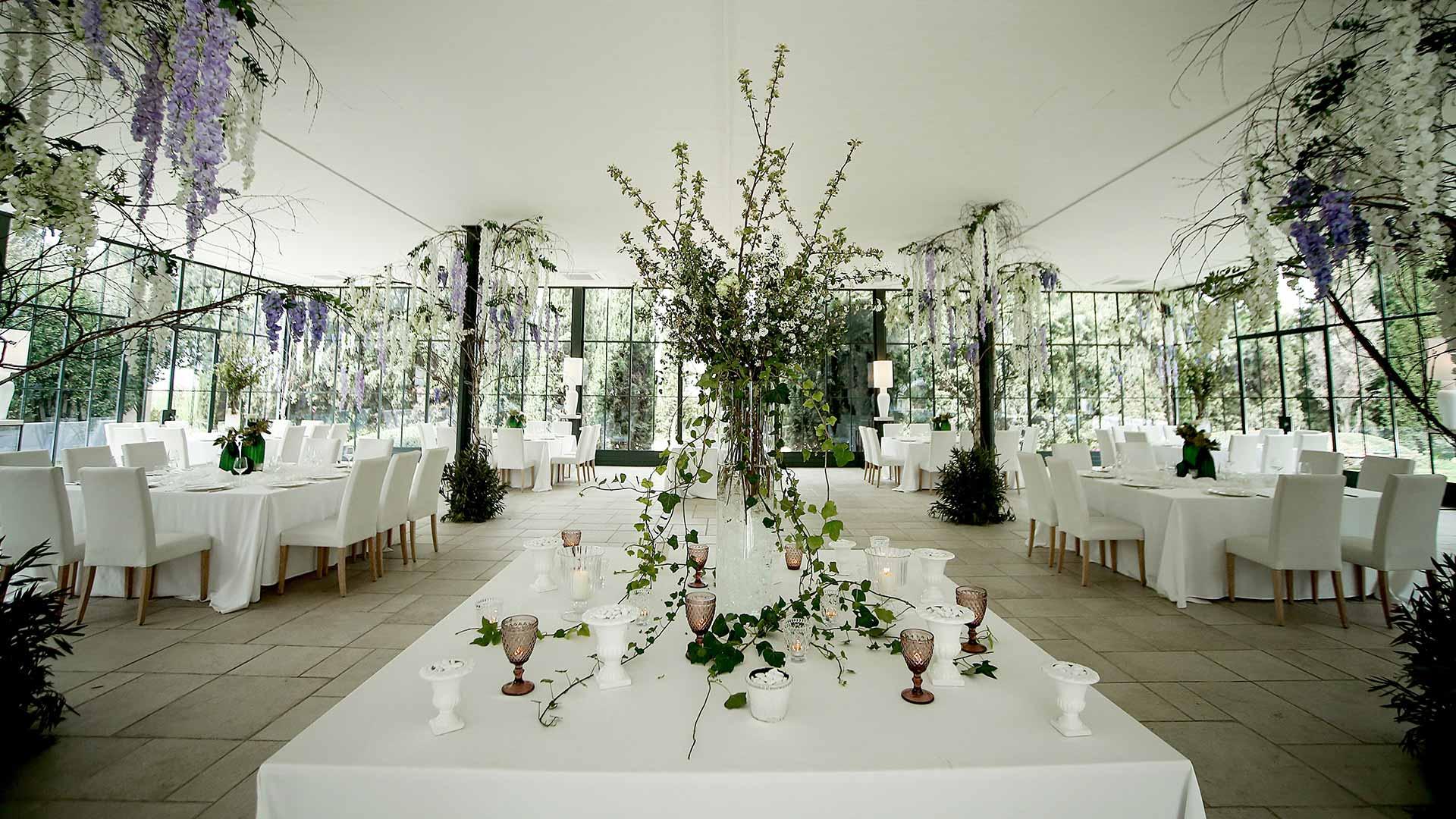 matrimonio autunnale fiori
