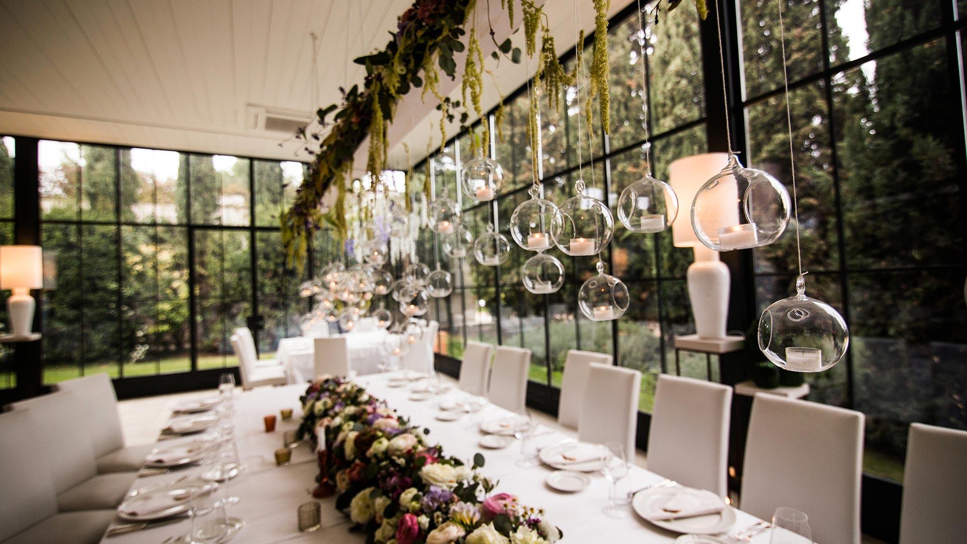 matrimonio autunnale tavola imperiale