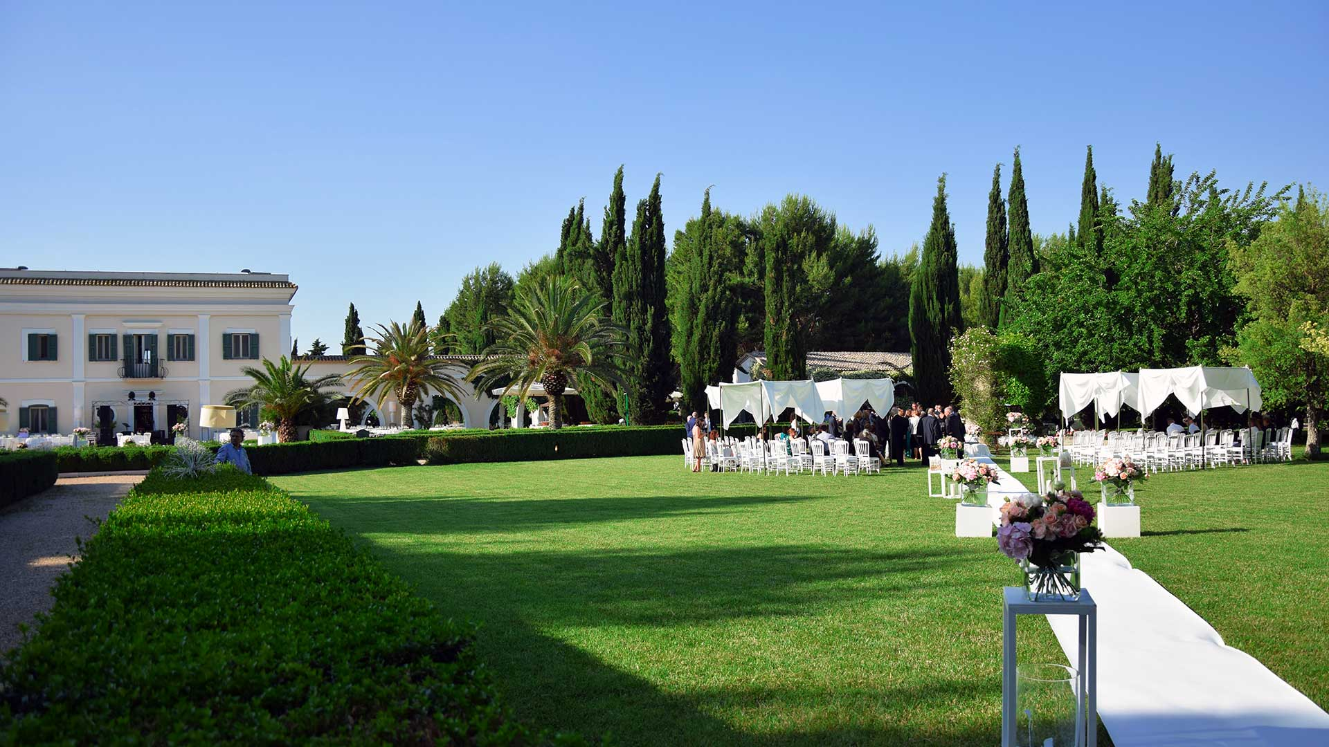 rito civile matrimonio location