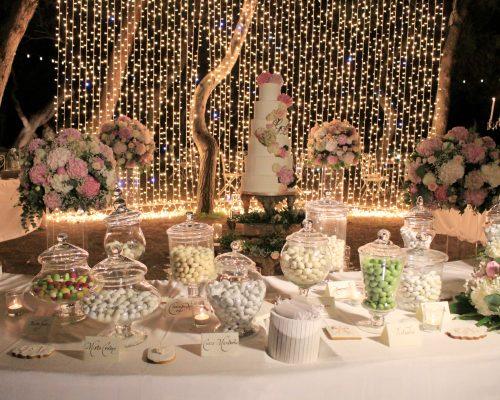 Top La confettata per un matrimonio elegante - Casa Freda UY01