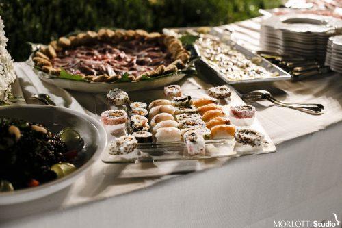 tendenze matrimonio 2019 sushi