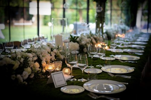 disposizione tavoli matrimonio table setting