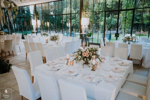 organizzare disposizione tavoli matrimonio