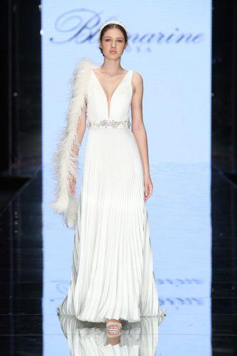 abiti da sposa 2020 blumarine