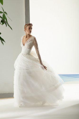 c2f3af5521 Abiti da sposa 2020, le collezioni più romantiche ed eleganti - Casa ...