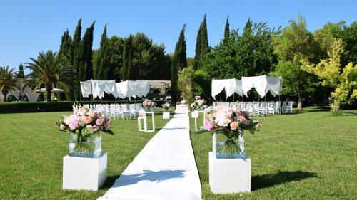 villa matrimonio rito civile