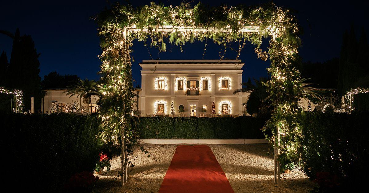 matrimonio dicembre Casa Freda